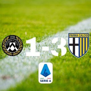 Udinese 1-3 Parma | Un secondo tempo spettacolare!