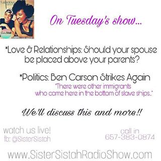Love, Relationships, & Politics