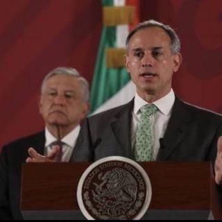 Se declara emergencia sanitaria en México por Covid-19
