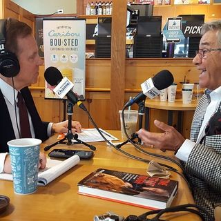 Michael J. Coles: Cookies, Coffee and Kennesaw on Capital Club Radio