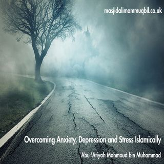 Overcoming Anxiety, Depression and Stress Islamically | Abu 'Atiyah Mahmoud bin Muhammad