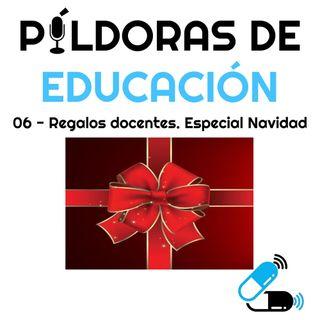 PDE06 - Regalos. Especial Navidad