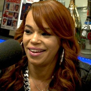 Faith Evans Interview
