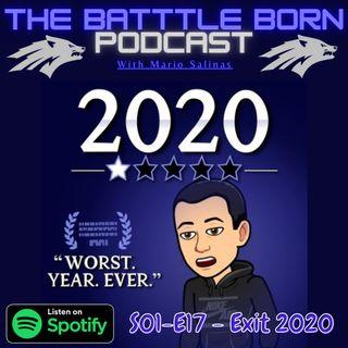 S01-E17 - Exit 2020