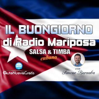 "Buongiorno e Buon Martedì con Arnaldo Y La Cosmopolita: ""Bateando Como Nunca"" | Musica Cubana | Episodio 597"