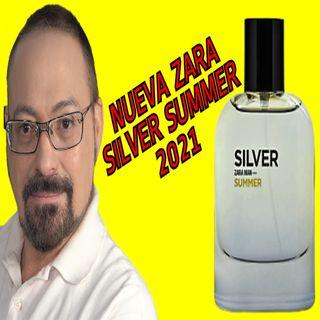 Zara Silver Summer Classic Collection 2021