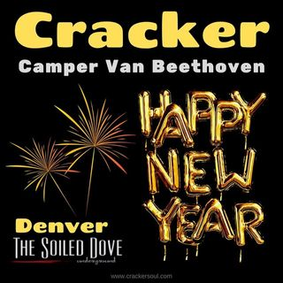 Cracker Live at The Soiled Dove Underground on 2019-12-31
