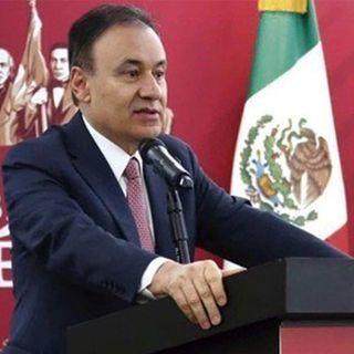 Alfonso Durazo, pide revisar las reglas del Fondo de Desastres Naturales