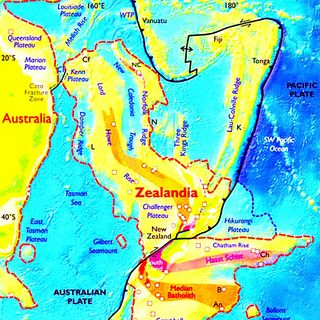 Geologists Fight Over New Continent In Pacific Ocean!