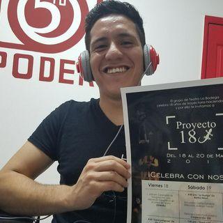 A 18 años de Teatro La Bodega.- El 5to Poder-Radio