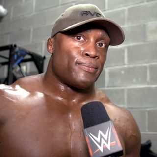 Bobby Lashley Disaster on Raw