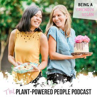 Ep. 35 - Behind The Scenes of The Friendly Vegan Cookbook
