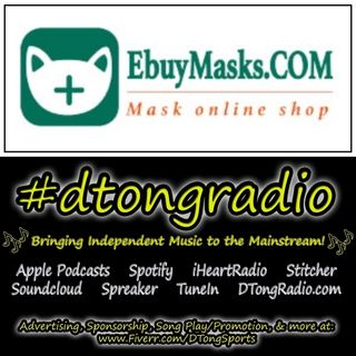 #MusicMonday on #dtongradio - Powered by ebuymasks.com