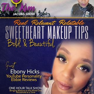 VALENTINE MAKE UP TIPS BY EBBIE