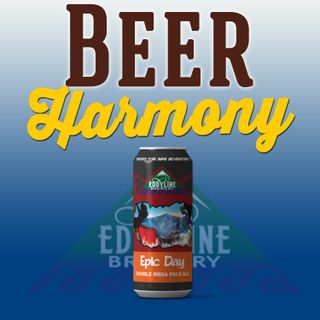 Eddyline Brewery Epic Day Double IPA