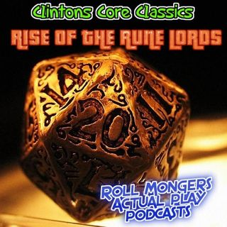 "AoO: Cast Ep. 1 ""@GM_Jeff_Ball"" of Roll Mongers & DICE WISE Entertainment Impromptu Interview"