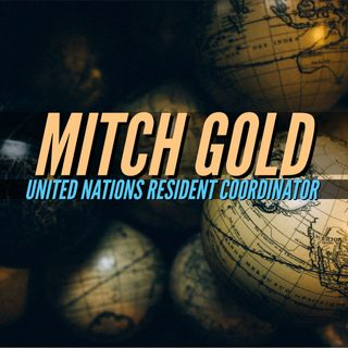 Mitch Gold, Interim United Nations Resident Coordinator for Canada Yuyay