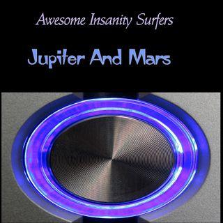 Jupiter And Mars