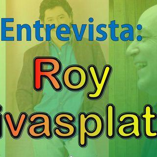 Entrevista Roy Rivasplata - Yolanda Rivera