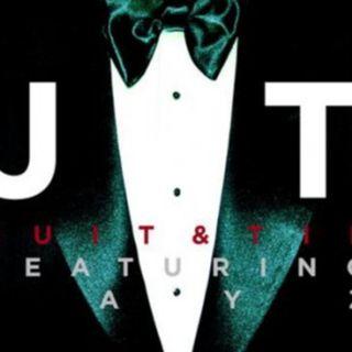 JUSTIN TIMBERLAKE SUIT & TIE (OUTSTANDING) REMIX
