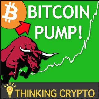 BITCOIN PUMPS TO $11,000 AS CRYPTO BULL MARKET STARTS!