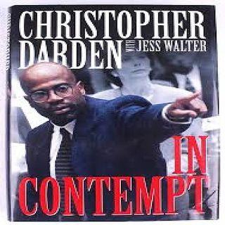 Christopher Darden In Contempt