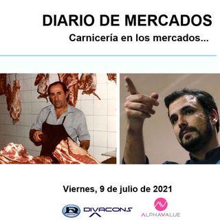 DIARIO DE MERCADOS Viernes 9 Julio
