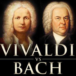 La musica di Ameria del 25 febbraio 2021 - Musiche di A. Vivaldi & J. S. Bach