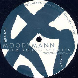 Moodymann - Dem Young Sconies