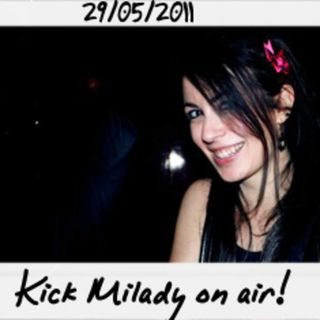 Dance to the radio - Kick Milady aka Chiaretta on air (29.05.2011)