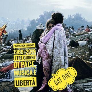 Woodstock giorno 1