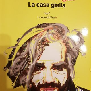 Marco Morgan Castoldi: Essere Morgan- La Casa Gialla- Monza Febbraio 2002