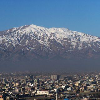 Parole scompigliate - Ritorno a Kabul