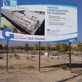 La actualidad local y el retraso en la construcción de las viviendas de la EMSV en El Rosón