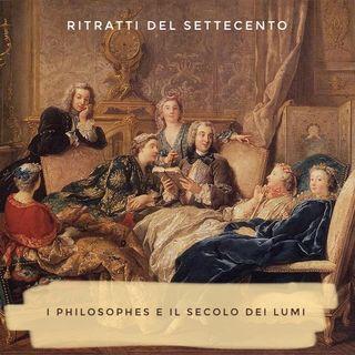 I Philosophes e il Secolo dei Lumi