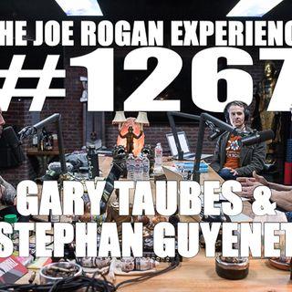 #1267 - Gary Taubes & Stephan Guyenet