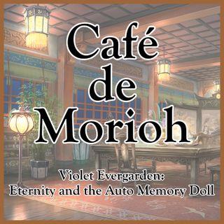 El café de Morioh | Violet Evergarden: Eternity and the Auto Memory Doll