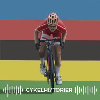 EP10 Ørkenprinsessen fra Amager · Amalie Dideriksen · VM i landevejscykling, Doha 2016