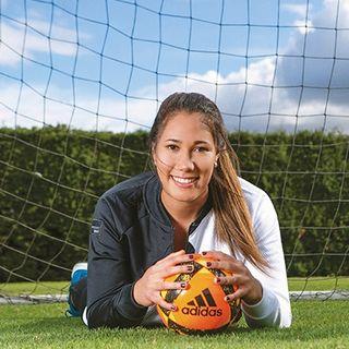 Perspectiva del fútbol femenino con Vanessa Córdoba