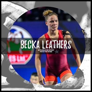 World bronze medalist Becka Leathers - OTM522