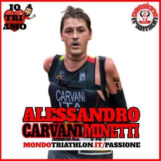Passione Triathlon n° 148 🏊🚴🏃💗 Alessandro Carvani Minetti