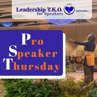 Resources To Grow A Speaking Business | Lakeisha McKnight | Pro Speaker Thursday