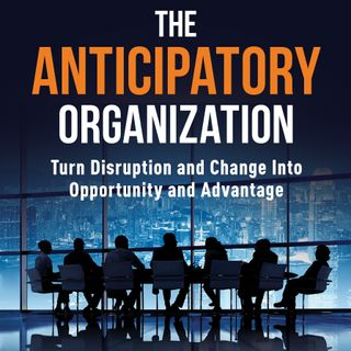Big Blend Radio: Daniel Burrus - The Anticipatory Organization