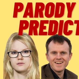 PARODY IS THE NEW REALITY - PREDICTIONS OF TITANIA MCGRATH