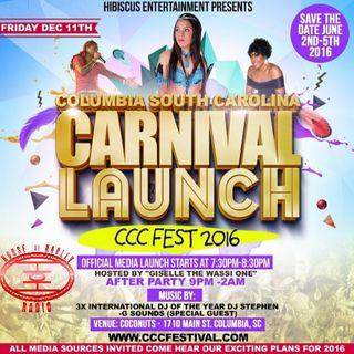 Carnival Launch Columbia SC
