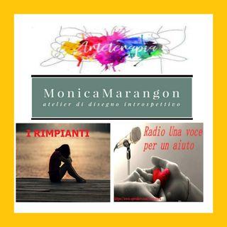 """Punt. straordinaria: """"Il RIMPIANTO """" con Monica Marangon"""