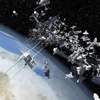 Basura Espacial: está encima de nuestra cabeza y no la vemos