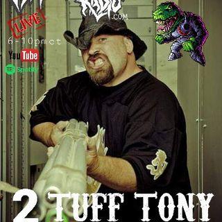 2 TUFF TONY  JCW WRESTLING  3/1/21 REPLICON RADIO