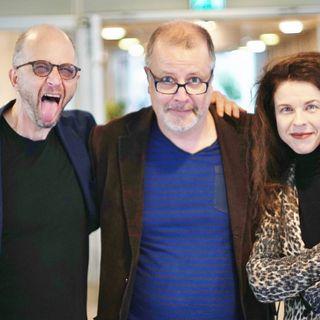 Jonathan Lindström, Jessika Gedin och Per Naroskin