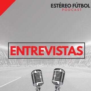 Entrevistas Estéreo Fútbol